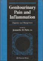 genitourinary pain and inflammation book cover