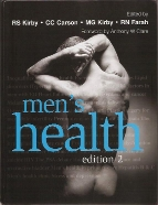 mens health book cover