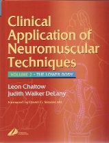 neuromuscular therapy book cover